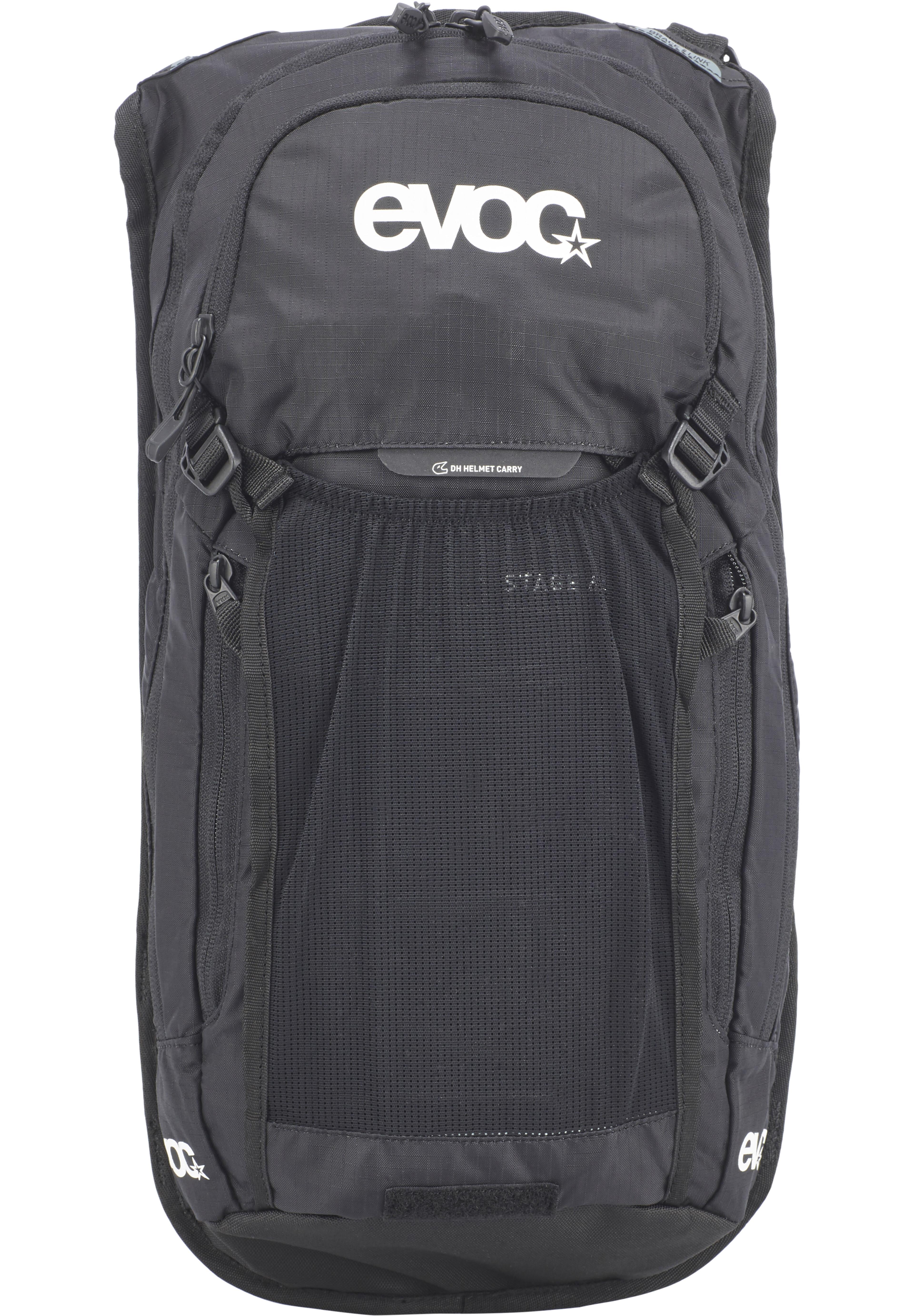06e1ec966f3 EVOC Stage fietsrugzak 6l + Bladder 2l zwart I Eenvoudig online bij ...